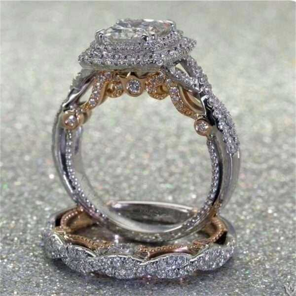 Zircon Ring Set Manufacturers
