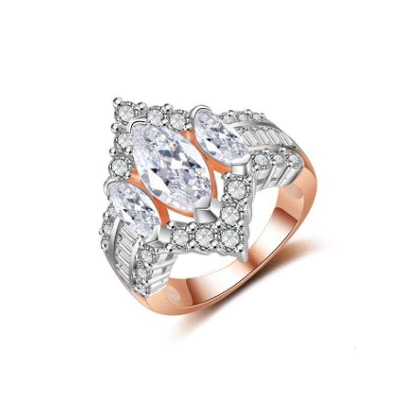 Zircon Set Ring Manufacturers