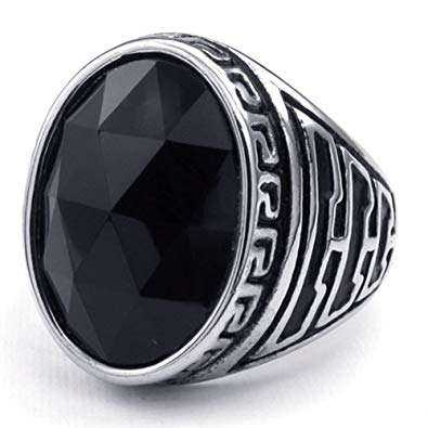 Zircon Stainless Steel Ring Manufacturers