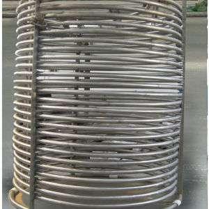 Zirconium Cooling Coil Manufacturers