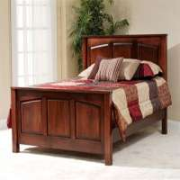 Solid Wood Bed Manufacturers
