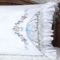 Embroidered Pillow Case Manufacturers
