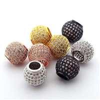 Cubic Zirconia Beads Manufacturers