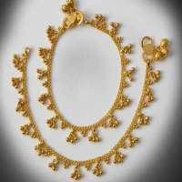 Gold Anklets Manufacturers