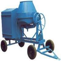 Cement Concrete Mixer Manufacturers