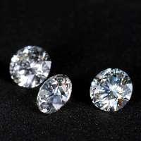 White Moissanite Diamond Manufacturers