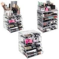 Acrylic Cosmetics Display Manufacturers