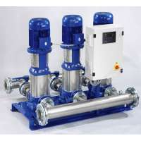 Booster Pump Manufacturers