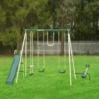Metal Swing Sets Manufacturers