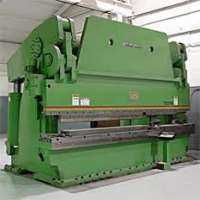 Mechanical Press Brake Machine Manufacturers