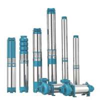 Borewell Submersible Pump Manufacturers