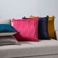 Quilted Pillow Cover Manufacturers