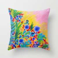 Hand Painted Pillow Cover Manufacturers