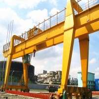 Double Girder Goliath Crane Manufacturers