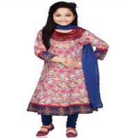 孩子Salwar Kameez 制造商