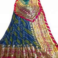 Gota Work Saree Importers