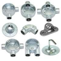 Galvanised Conduit Accessories Manufacturers