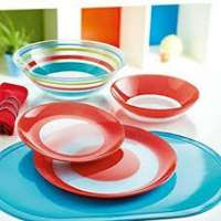 Tempered Glass Dinnerware Manufacturers