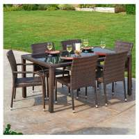 Wicker Dining Set Manufacturers
