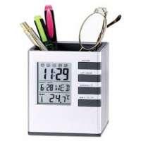 Digital Clock Pen Holder Manufacturers
