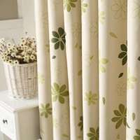 Polyester Printed Curtain Manufacturers