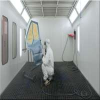 Spray Booth Equipment Manufacturers