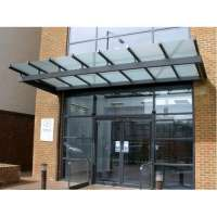 Glass Canopy Manufacturers