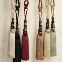 Curtain Tie Back Tassel Manufacturers