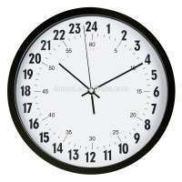 Analog Plastic Wall Clock Manufacturers