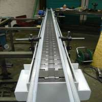 Stainless Steel Slat Conveyor Chain Manufacturers