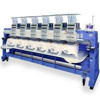Embroidery Machine Manufacturers