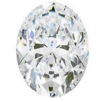 Oval Shape Diamond Manufacturers