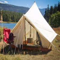 Canvast帐篷 制造商