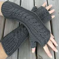 Hand Knit Glove Manufacturers