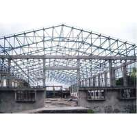 SS Structure Fabrication Services Manufacturers