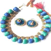 Silk Thread Necklace Importers