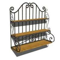 Wrought Iron Shelf Manufacturers