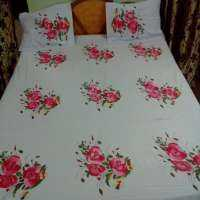 Hand Painted Bed Sheet Manufacturers