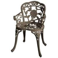 Cast Iron Chairs Manufacturers