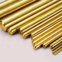 Brass Round Rod Manufacturers