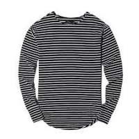 Men Striped T-Shirts Manufacturers