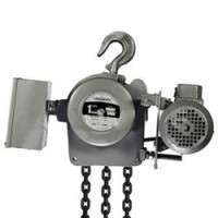Motorized Chain Hoist Manufacturers