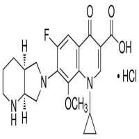 Moxifloxacin Hydrochloride Manufacturers