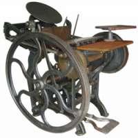 Letterpress Printing Press Manufacturers
