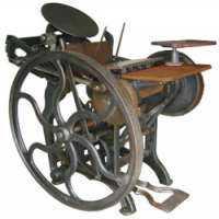 凸版印刷机 制造商