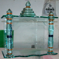 Glass Temple Manufacturers