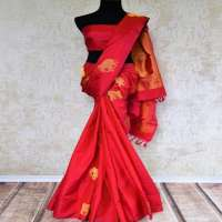 Kanjivaram丝绸纱丽 制造商