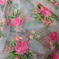 Printed Net Fabric Manufacturers