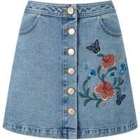 Jeans Skirt Manufacturers