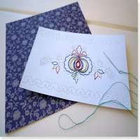 Embroidery Card Manufacturers